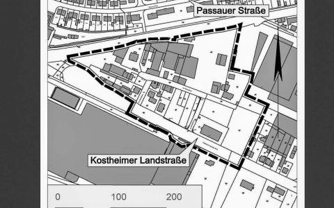 Nahversorgungsstandort Am Gückelsberg ©2019 Stadtpanungsamt