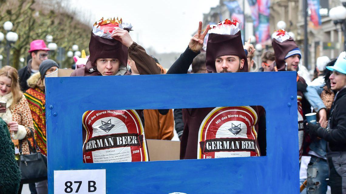 "Fastnacht: ""Es ist geglückt, Wiesbaden verrückt"""