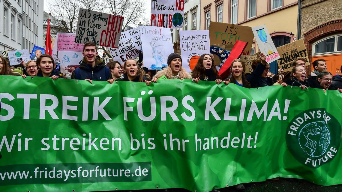 Fridays For Future In Wiesbaden Wiesbaden Lebt