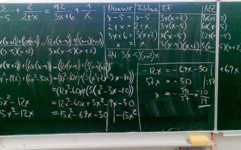Bildung, schlechtes Tafelbild ©2019 Ivo-Schalbe | schlechtes-Tafelbild | Flickr |CC-BY-SA-20