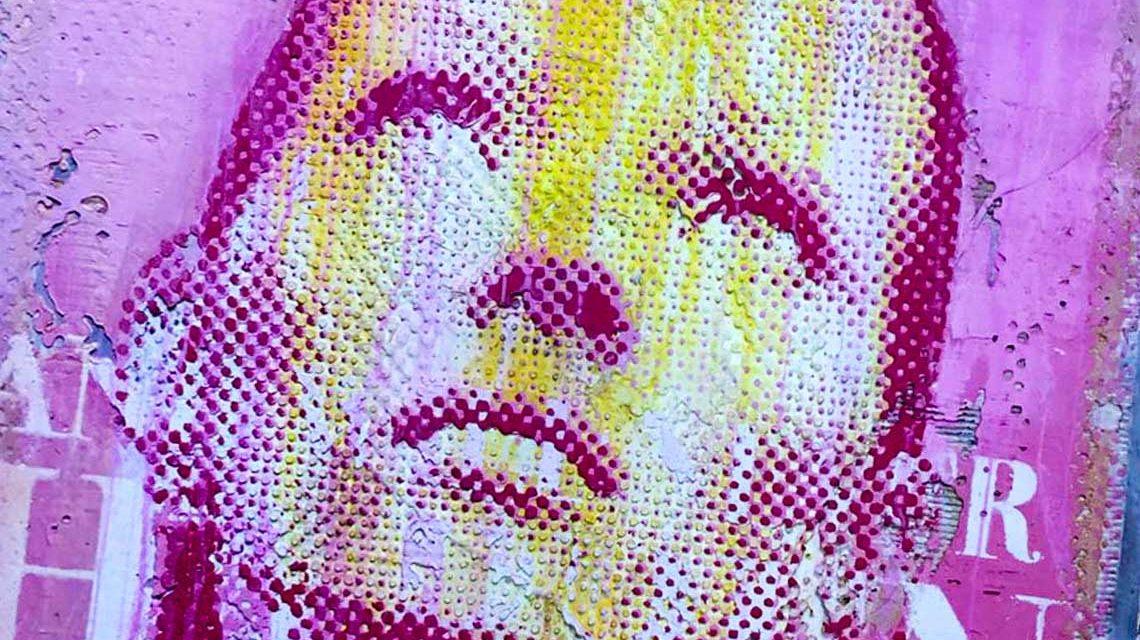 Patrizia Casagrande stellt in der Artgallery Wiesbaden aus. ©2019 Künstlerin