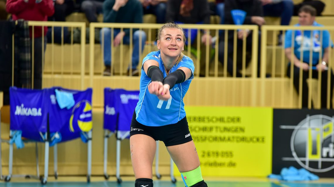 Simona Kóšová beendet ihre Volleyball-Karriere