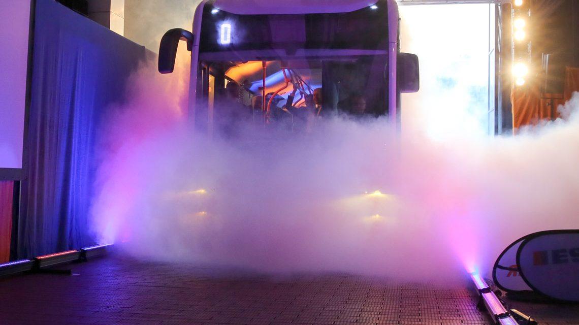 Mercedes Benz hat einen Rekordauftrag für den elektrischen Stadtbus eCitaro von ESWE Verkehr erhalten. ©2019 ESWE Verklehr