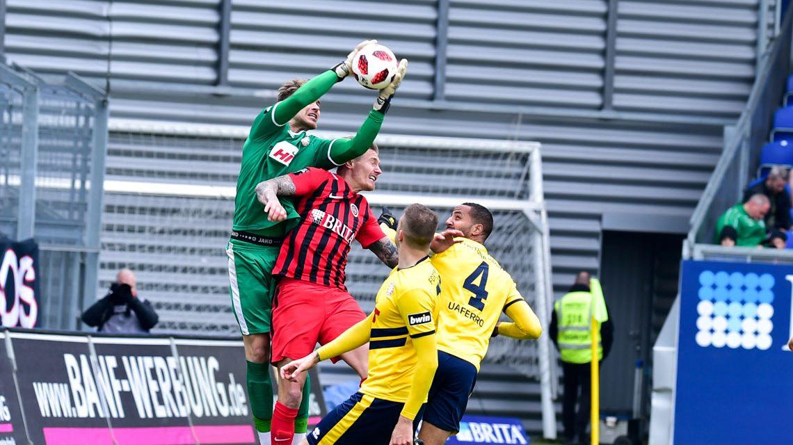 SVWW besiegt Fortuna Köln mit 3:0