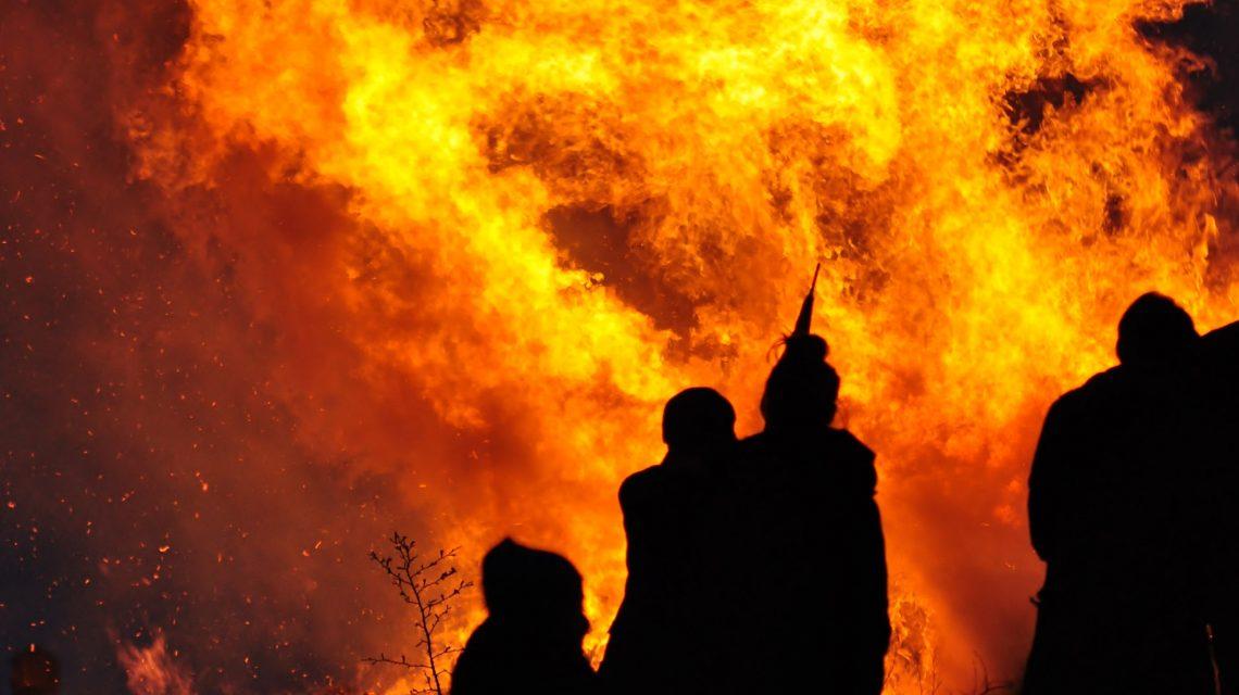 Walpurgisnacht @2019 flickr | Helen Simonsson | CC-BY-SA-20