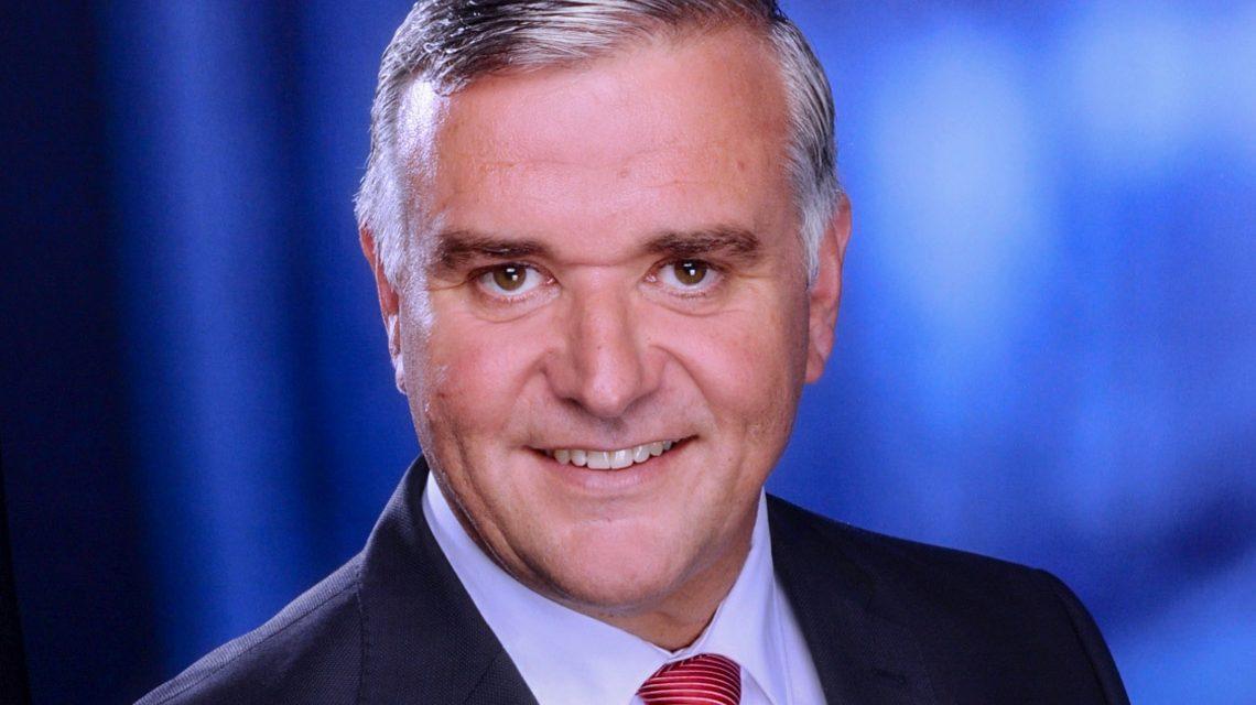 Jörg Höhler Vorstandsmitglied bei ESWE Versorgung. ©2019 ESWE Versorgung