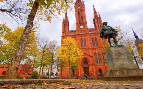 Ausflugstipps - Die Marktkirche @2019 www.pixabay.com © marcussurges (CC0 1.0)