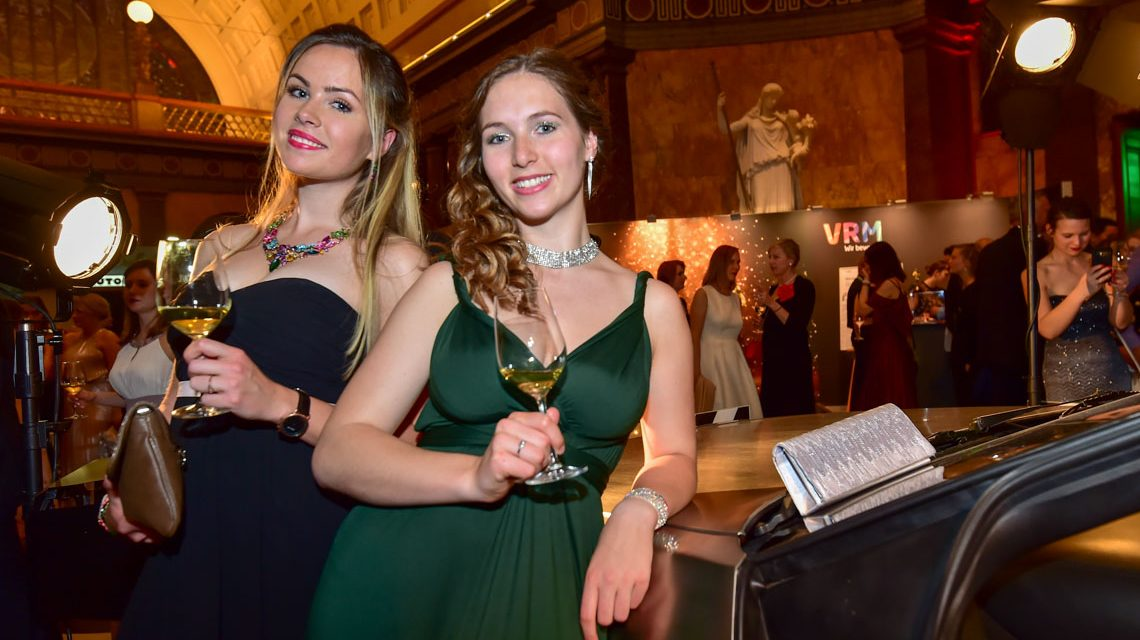 Hollywood Moments beim Ball des Weines