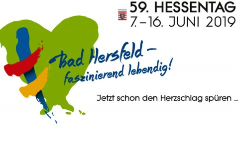 """Hessentag in Bad Hersfeld – 7. bis 16. Juni """"Traditionsreich, informativ und unterhaltsam – kurzum für jeden Gast ist etwas dabei."""""""