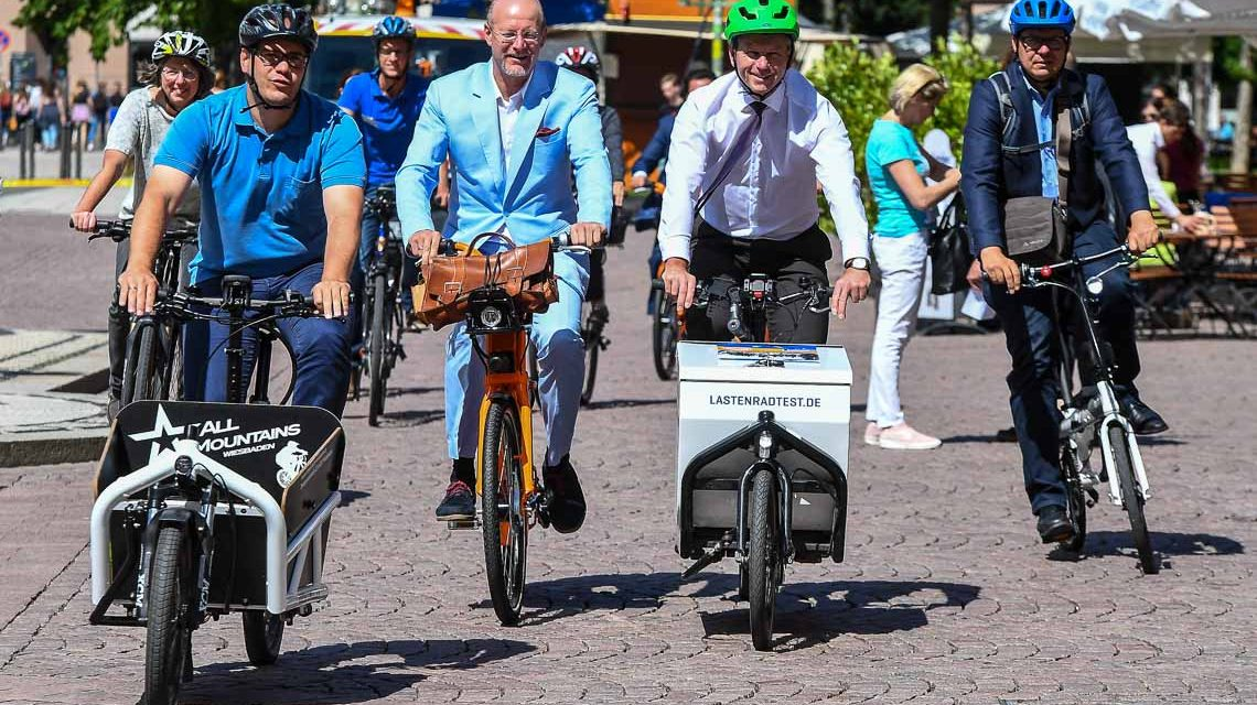 """Andreas Kowol: """"Radfahrer haben keinen Spurhalteassistenten"""""""