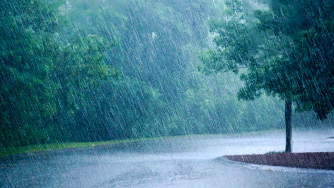 Dauerregen @ 2019 Wetter online