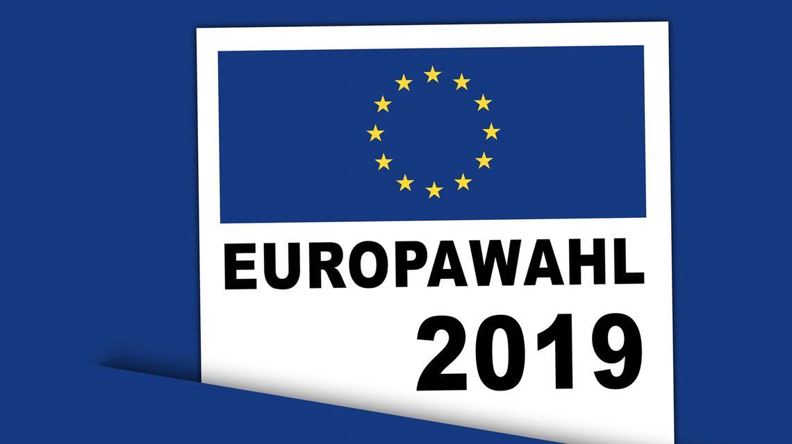 Europawahl ©2019 Tim Reckmann | Flickr | CC BY 2.0