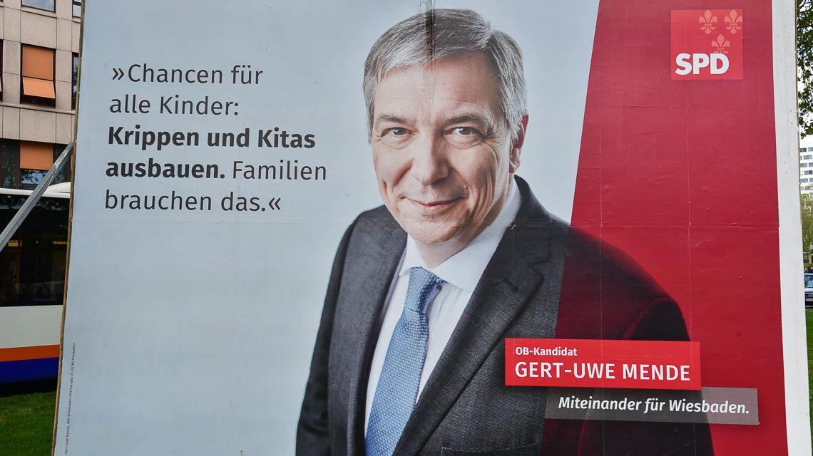 Gert-Uwe Mende ©2019 Volker Watschounek