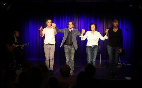 thalhaus Theater Wiesbaden präsentiert Für Garderobe keine Haftung und Impro meets Poetry