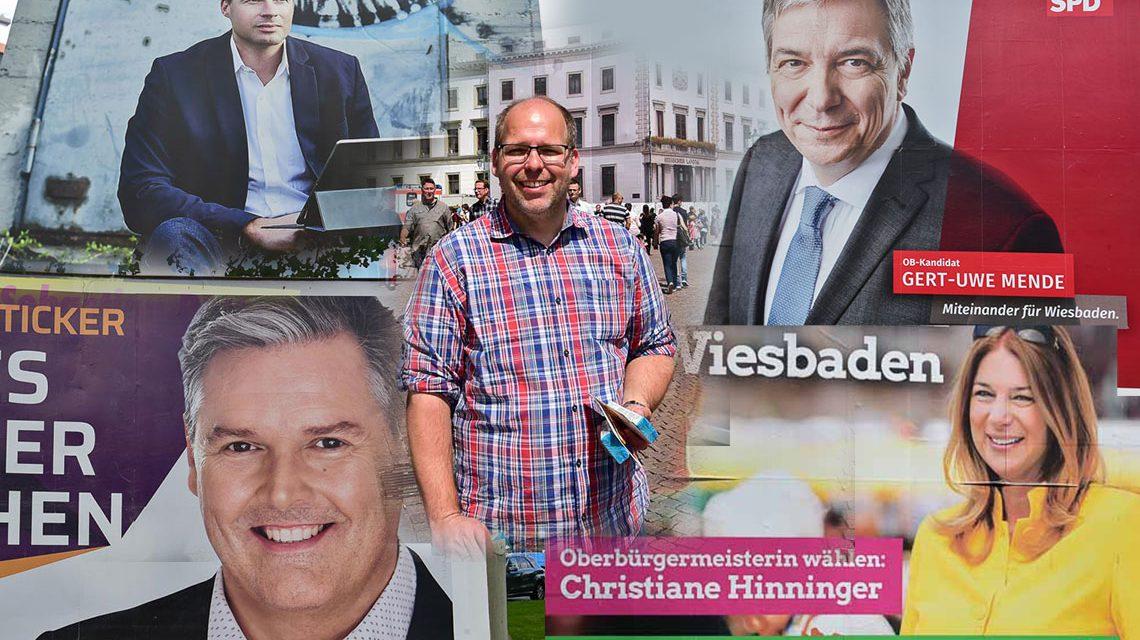 Sachfragen: Parken in Wiesbaden