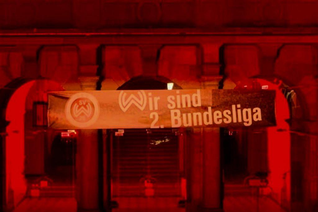 der SV Wehen Wiesbaden gewinnt in Ingolstadt und ist zurück in der 2. Bundesliga.