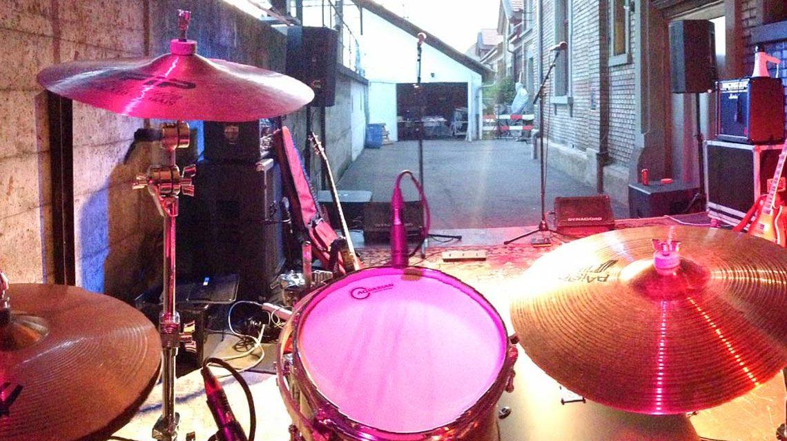 Schlagzeug als Musikinstrument ©2019 Unbekannt270 Flickr cc-BY2.0
