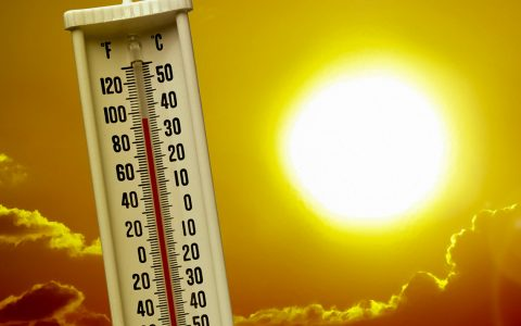 Siebenschläfer Tag, das Thermometer wird in der nächsten Woche verbreitet 35 Grad a