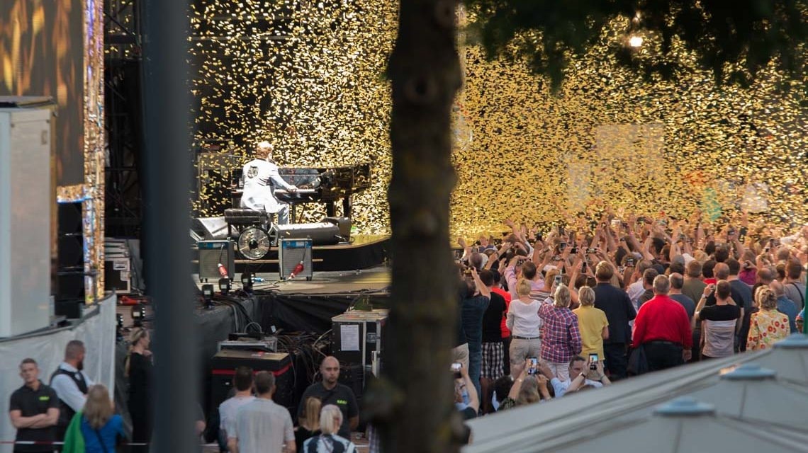 Elton John Wiesbaden