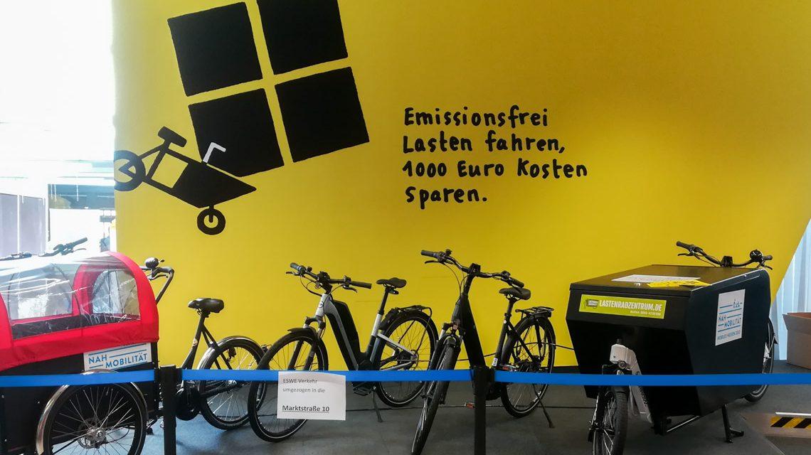 Lastenrad @2019 Umweltamt