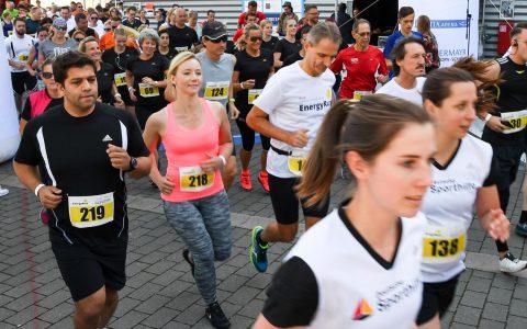 2. Midsummer Run in Wiesbaden