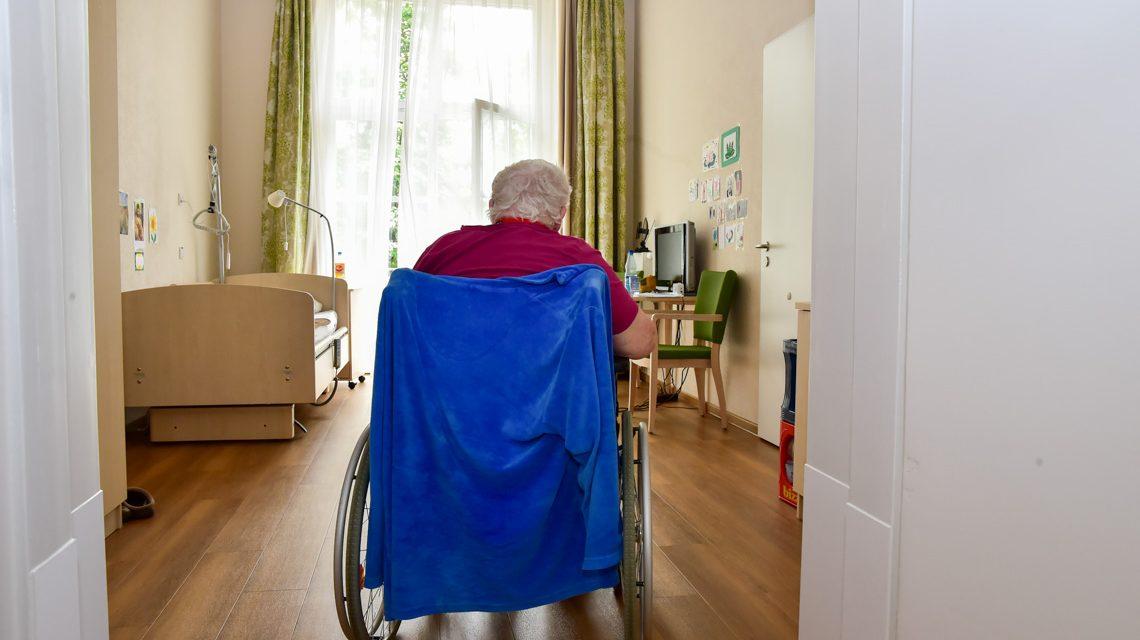 Pflege geben und Selbstständigkeit fördern