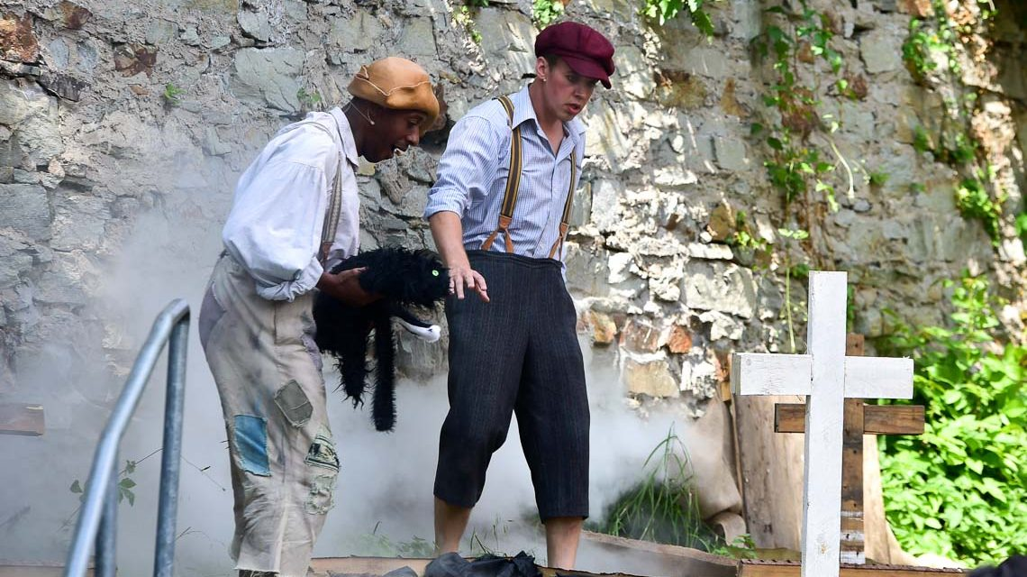 Sommerfestspiele Wiesbaden: Tom Sawyer