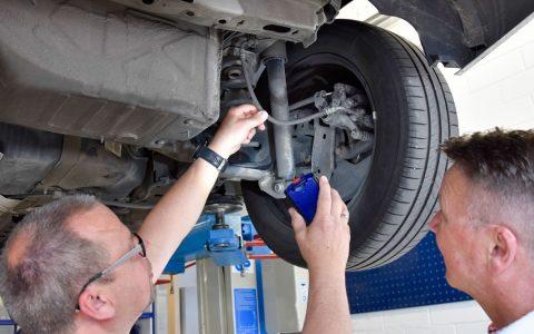 Frühjahrs-Check fürs Auto