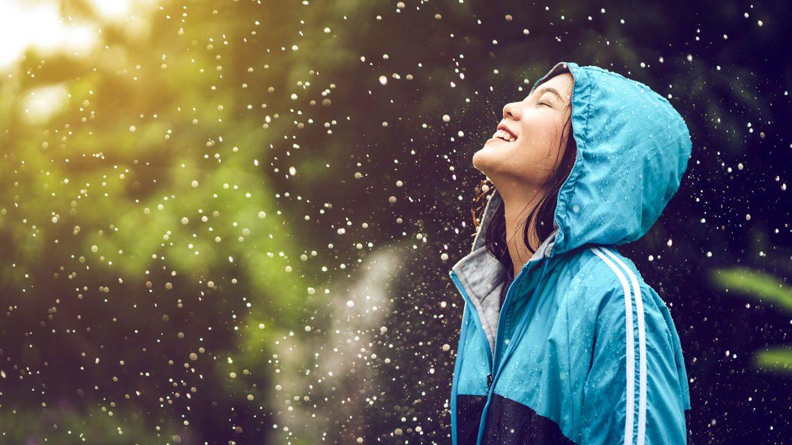 Regen riecht. ©2019 Wetter Online