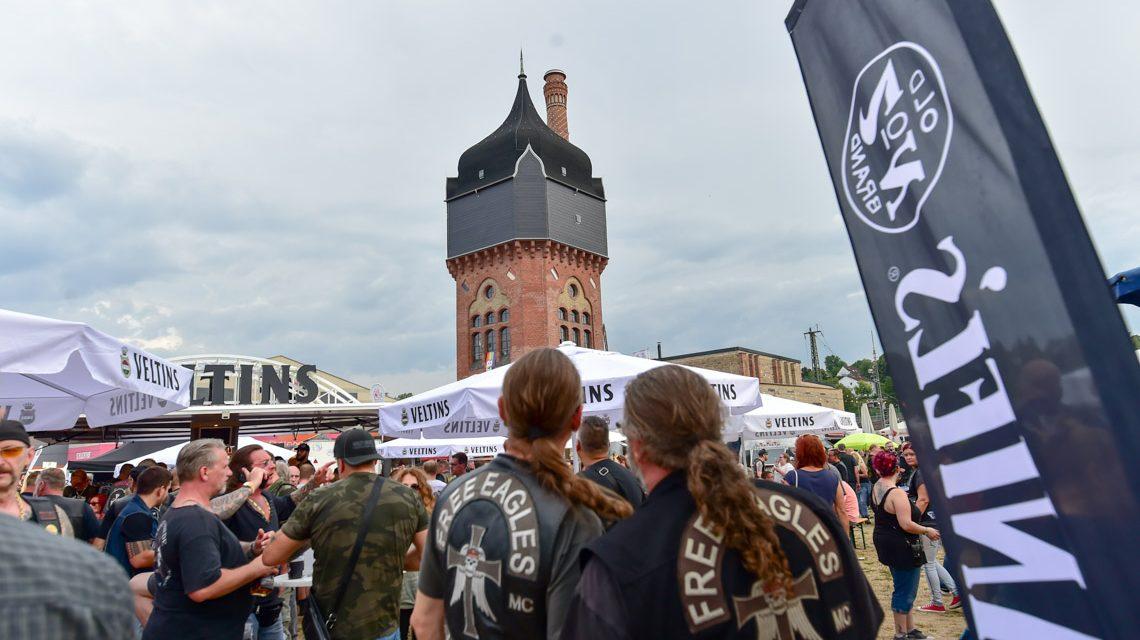 50 Jahre Black Devils Germany