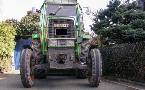 Landwirtschaftlicher Betrieb. ©2019 Hartmut 910 | Pixelio.de
