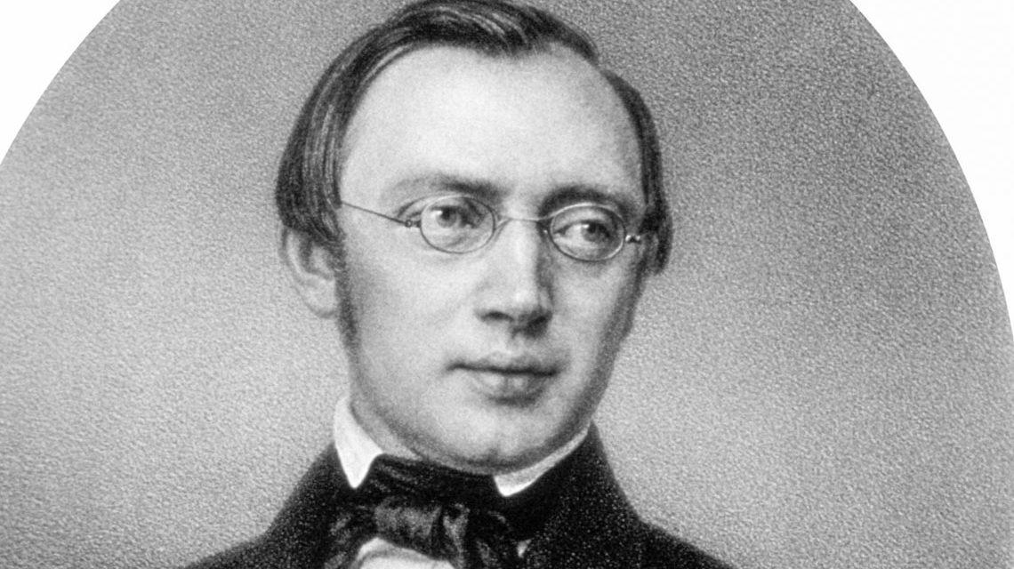 Friedrich Theodor von Frerichs ©2019 Wikipedia gemeinfrei