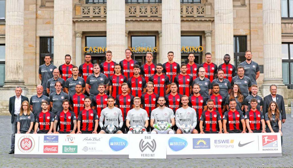 Mannschaftsfoto SVWW 2019/2020