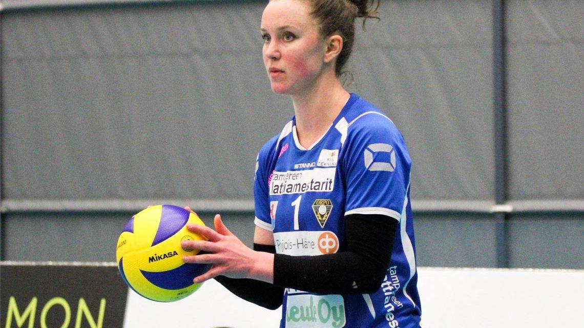 Shannon Dugan wechselt zum VC Wiesbaden ©2019 Pelikuvia
