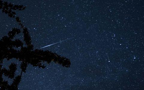 Die Perseiden bieten ihr jährliches Himmelsspektakel. ©2019 Wetteronline