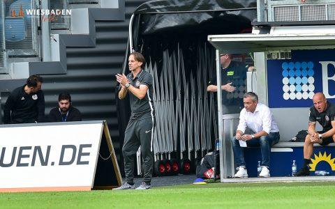 Archivbild - 2. Fußball Bundesliga, Saison 2019.2020, 2. Spieltag, SV Wehen Wiesbaden Hannover 96, 0-3