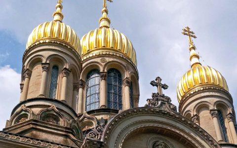 Griechische Kapelle , Russische Kapelle ©2019 Wikipedia | Altera Levatur | CC BX SA 2.0