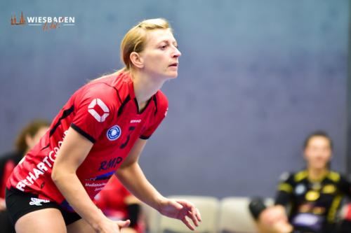 Volleyball 2. Bundesliga Süd Damen | 2018.2019 | 8. Spieltag | VC Wiesbaden II - Ansbach | 3:0